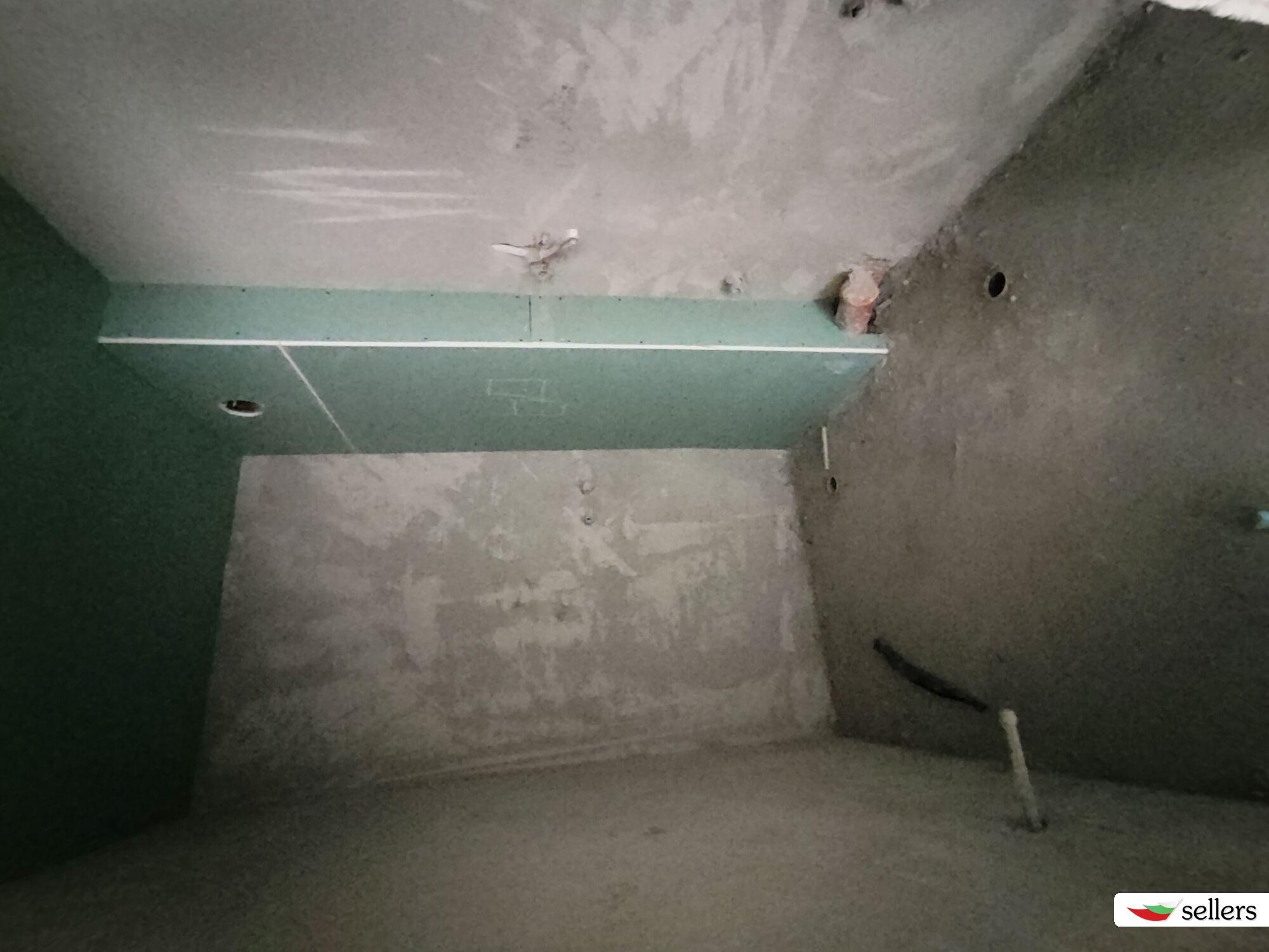 Двустаен апартамент от СОБСТВЕНИК Варна с ТЕЦ